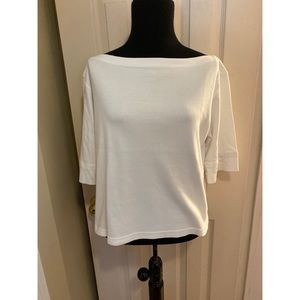 Coldwater Creek top sz Med